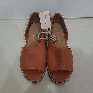 ANTHROPOLIGIE Flat Sandals
